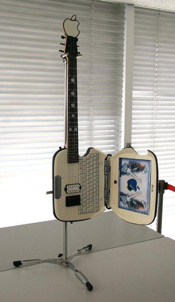 Apple gitár :)