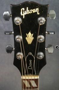 Gibson Dove, 1963