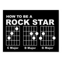 Hogy legyél rocksztár?