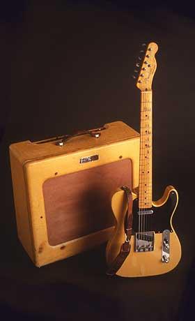 Gitár történelem: Fender – 1. rész
