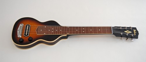 "Gibson EH-150, immár a ""luxus"" fa kivitelben"