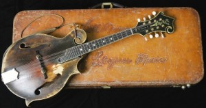 Gibson F-5 mandolin, 1924