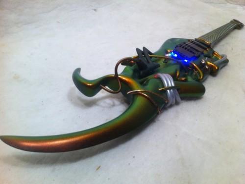 Emerald Ultra Guitar