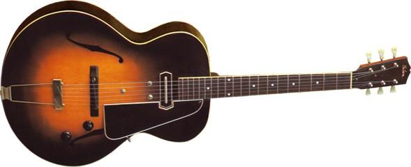 Gibson ES-150, a cég első igazi elektromos gitárja
