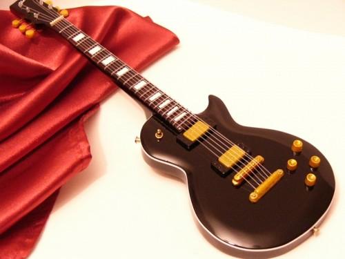 Mini Gibson Les Paul Classic