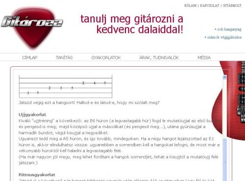 gitarozz.hu