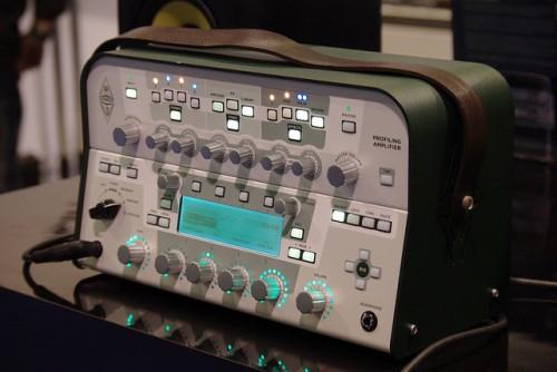Kemper Profiling Amp előlap