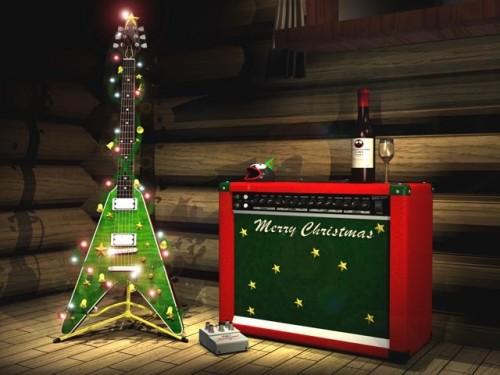 Gitárkarácsony