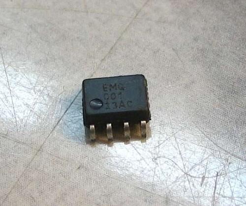 A titokzatos EMG előerősítő, alighanem LM4250