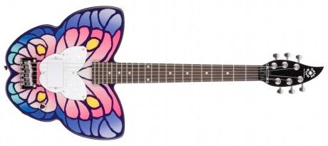 Daisy Rock... színesecske-pillangócska