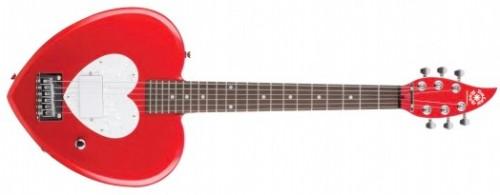 Daisy Rock... pirosacska-szívecske (első látásra vécéülőkének néztem)