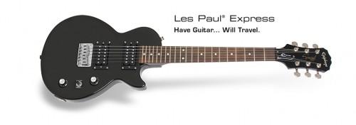 Epiphone Les Paul Express - itthon legfeljebb rendelésre