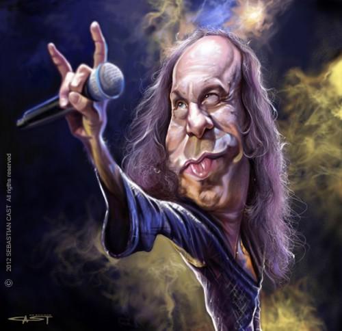 Ronnie James Dio (© Sebastian Cast)