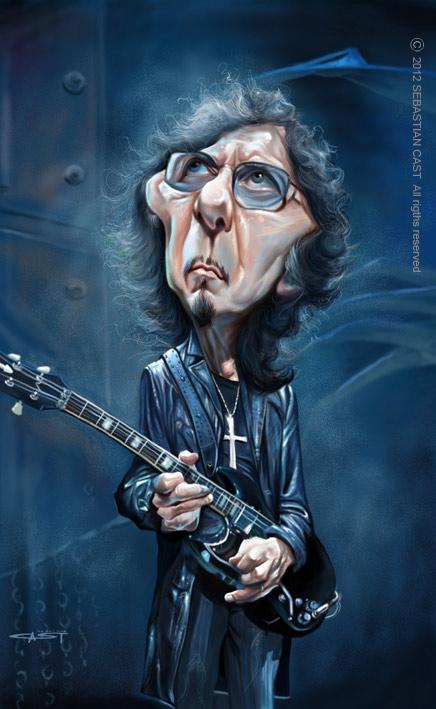 Tony Iommi (© Sebastian Cast)