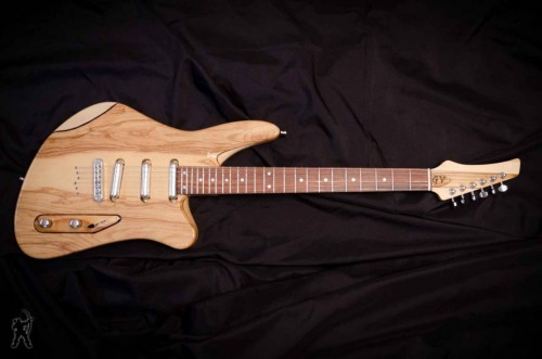 GV guitars VT-625, Vincent