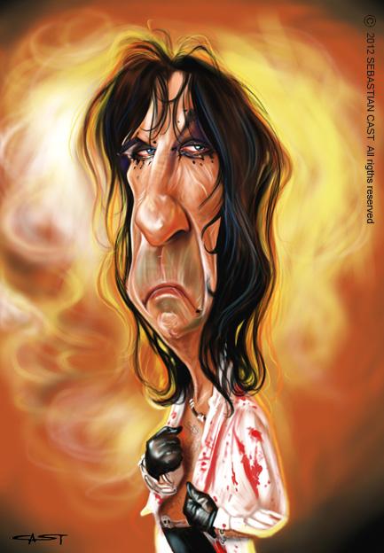 Alice Cooper  (© Sebastian Cast)
