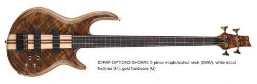 Carvin IC4 basszus