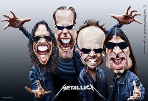Metallica (© Sebastian Cast)