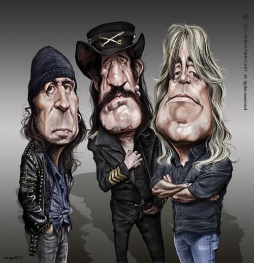 Motörhead (© Sebastian Cast)