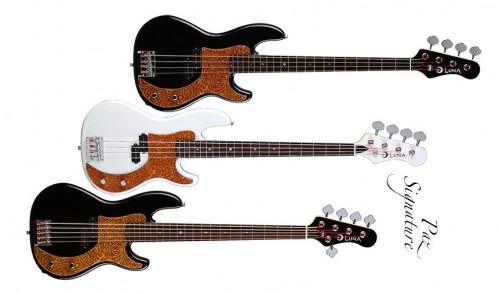 Luna Paz Bass