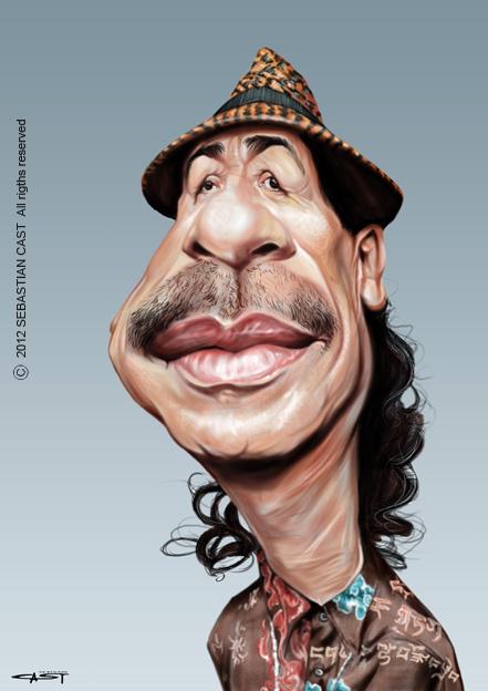 Carlos Santana  (© Sebastian Cast)