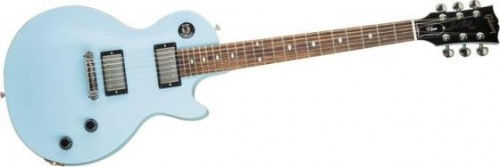 Gibson Les Paul Vixen kék változatban