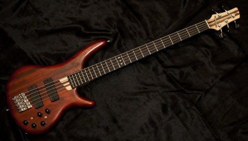 GV Guitars XBS 534