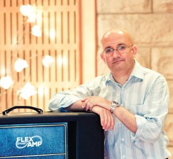 Michael Ibrahim és a Flex SmartAmp