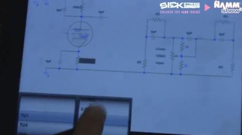 Egy pillantás a konfigurációs képernyőre