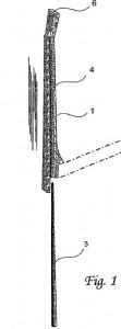 A nyak öntési eljárása a szabadalomból