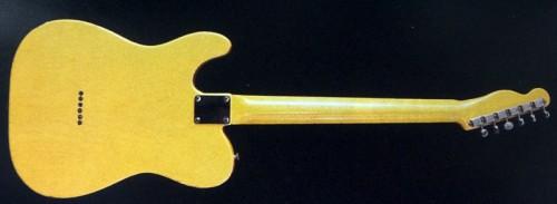 Esquire nyakpálca nélkül (Richard Smith: Fender: The Sound Heard 'Round the World)
