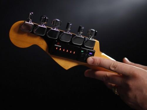 A TronicalTune egy Fender Strat ejen