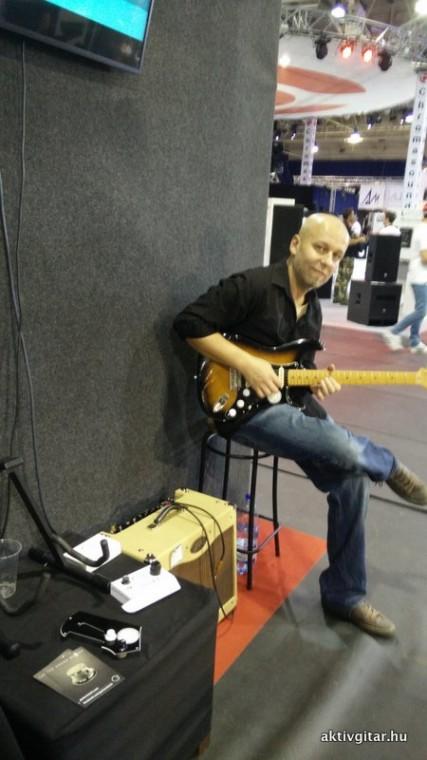 Guitar Clutch