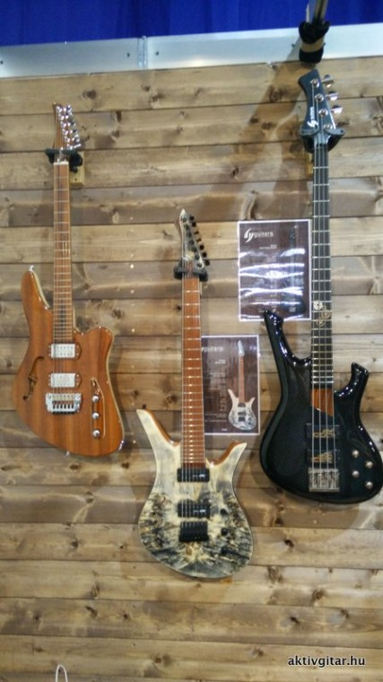 GV Guitars