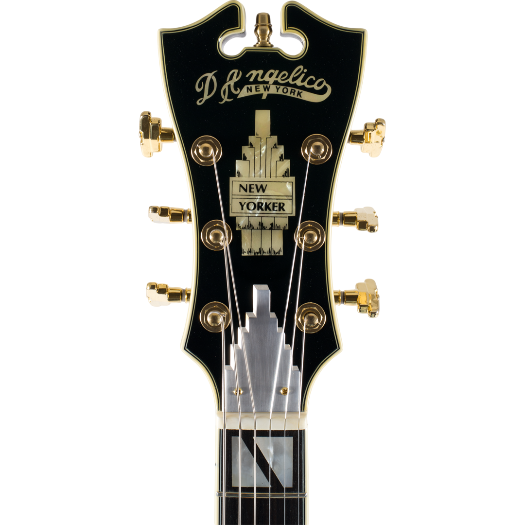 Nyerj D'Angelico gitárt!