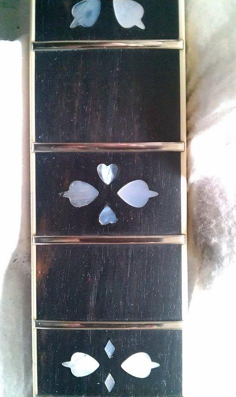 Az első berakásom – egy vintage Gibsonba!