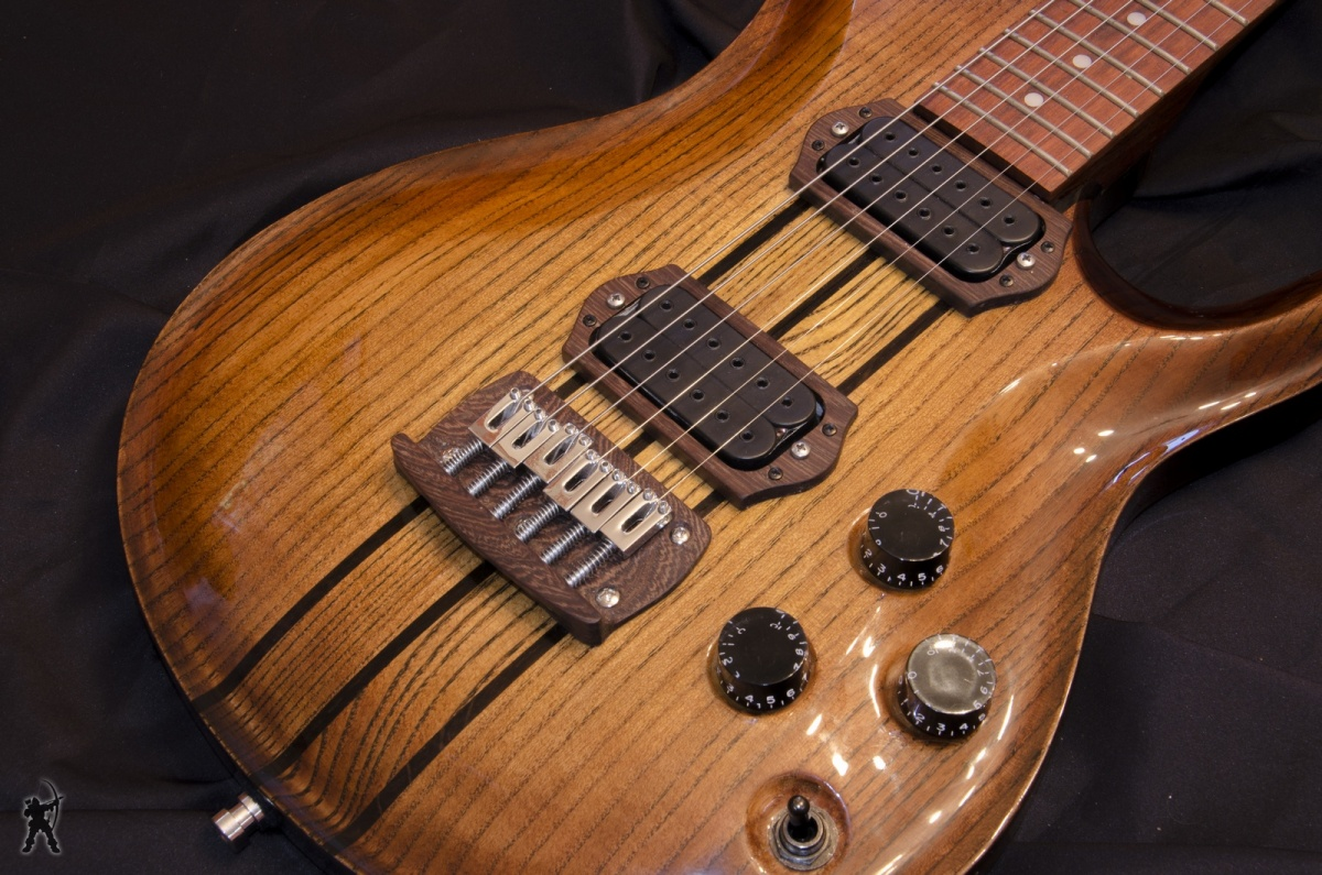Magyar műhely: GV Guitars